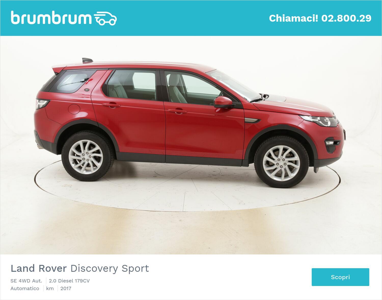 Land Rover Discovery Sport SE 4WD Aut. usata del 2017 con 101.734 km   brumbrum