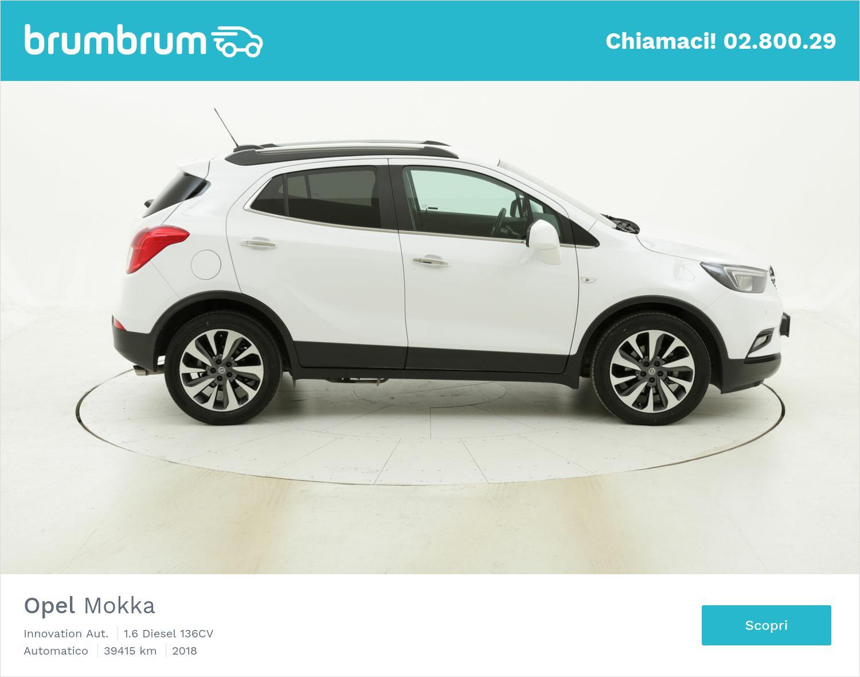 Opel Mokka usata del 2018 con 39.435 km   brumbrum