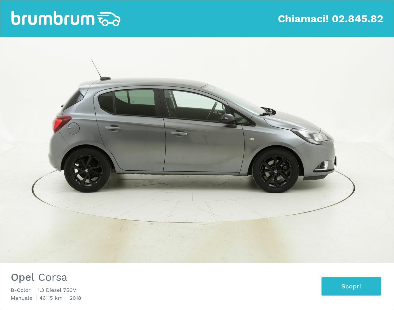 Opel Corsa usata del 2018 con 46.279 km | brumbrum
