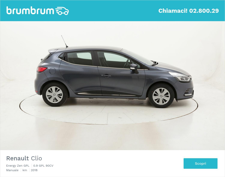 Renault Clio Energy Zen GPL usata del 2018 con 73.738 km | brumbrum