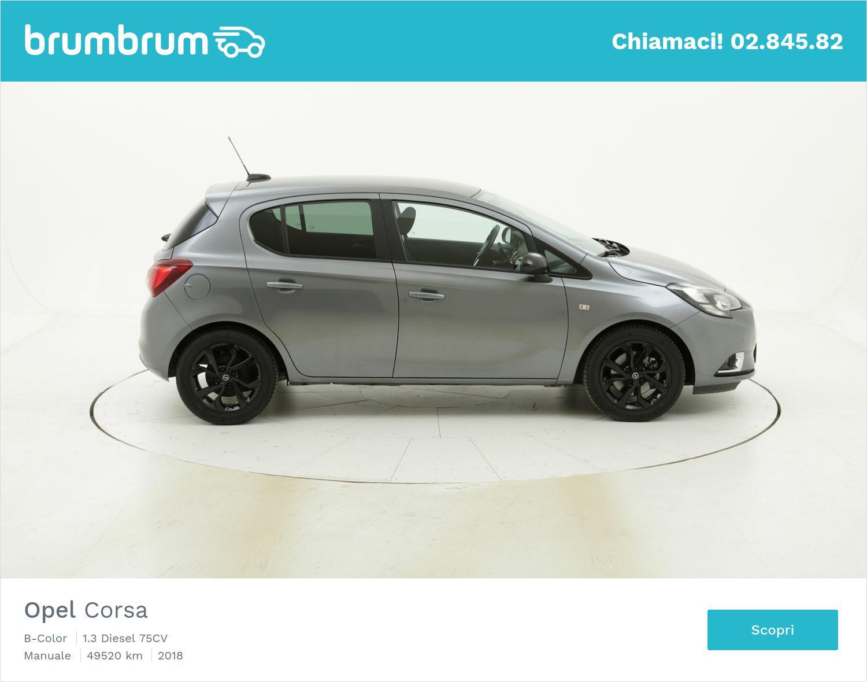 Opel Corsa usata del 2018 con 49.676 km | brumbrum