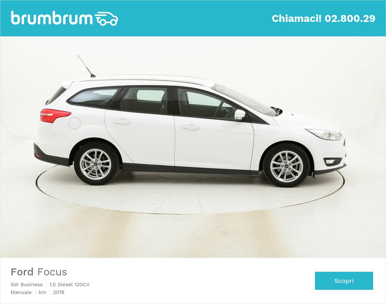 Ford Focus SW Business usata del 2018 con 54.258 km | brumbrum