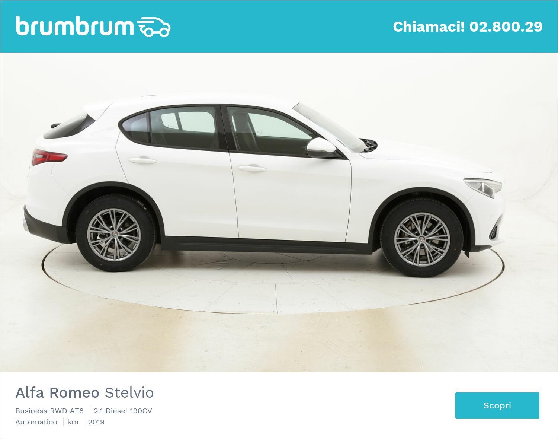 Alfa Romeo Stelvio Business RWD AT8 usata del 2019 con 83.945 km | brumbrum