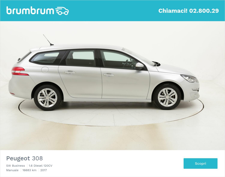 Peugeot 308 SW Business usata del 2017 con 16.712 km | brumbrum