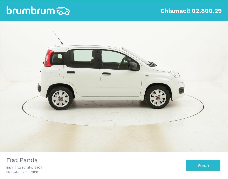 Fiat Panda Easy usata del 2016 con 28.537 km   brumbrum