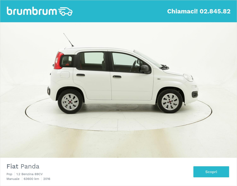 Fiat Panda usata del 2016 con 63.626 km | brumbrum