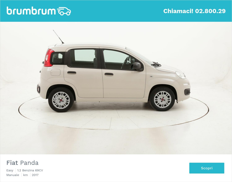 Fiat Panda Easy usata del 2017 con 47.741 km   brumbrum