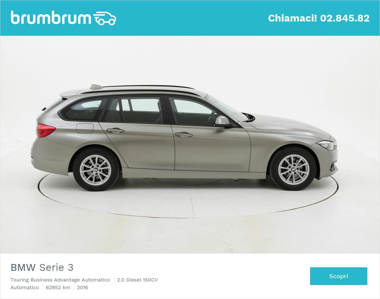 BMW Serie 3 usata del 2016 con 62.872 km | brumbrum
