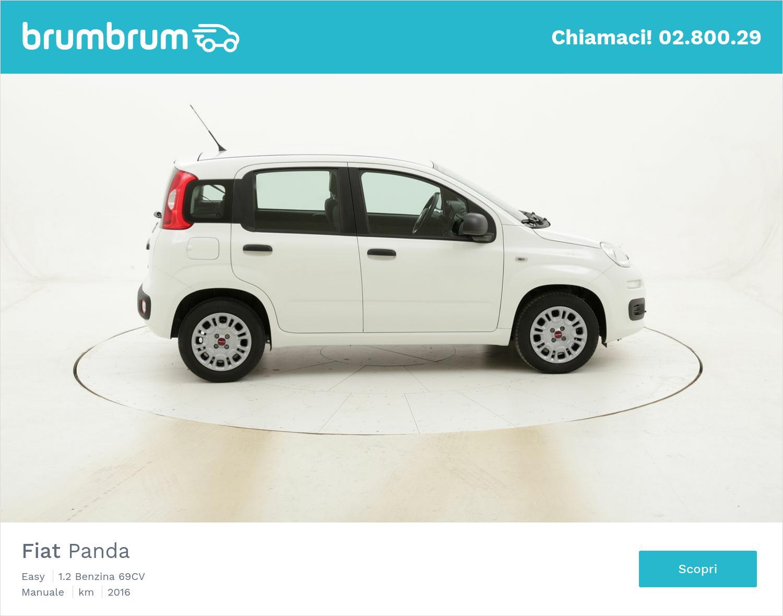 Fiat Panda Easy usata del 2016 con 36.356 km   brumbrum