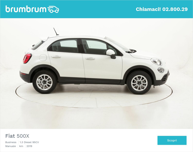 Fiat 500X Business usata del 2019 con 36.825 km   brumbrum