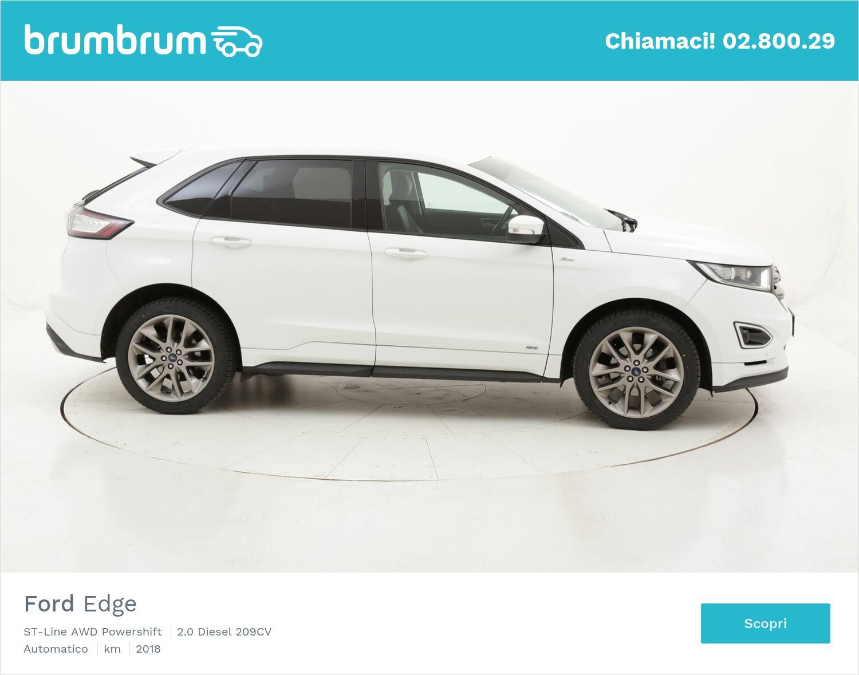 Ford Edge ST-Line AWD Powershift usata del 2018 con 82.519 km | brumbrum