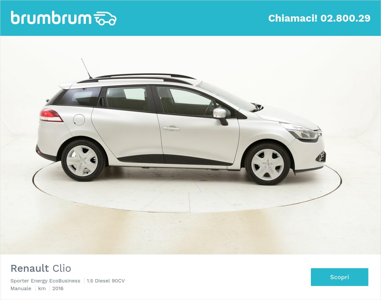 Renault Clio Sporter Energy EcoBusiness usata del 2016 con 91.292 km | brumbrum