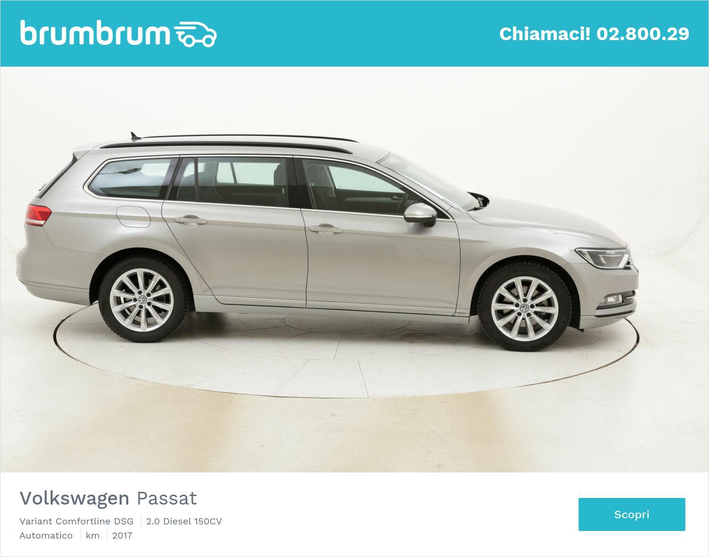 Volkswagen Passat Variant Comfortline DSG usata del 2017 con 115.909 km | brumbrum