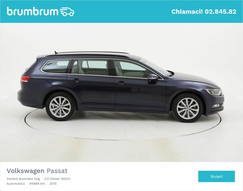 Volkswagen Passat usata del 2015 con 95.007 km | brumbrum