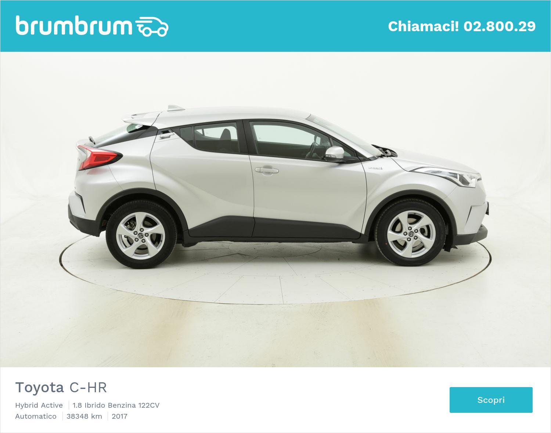 Toyota C-HR usata del 2017 con 38.357 km | brumbrum