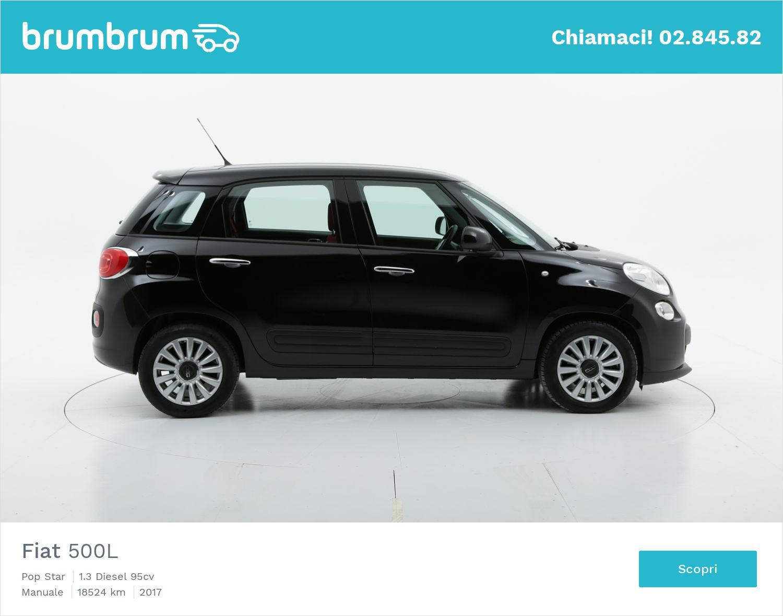 Fiat 500L usata del 2017 con 18.586 km | brumbrum