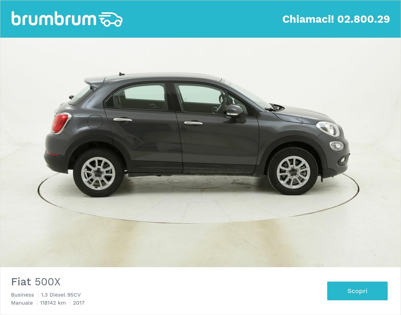 Fiat 500X Business usata del 2017 con 118.200 km | brumbrum