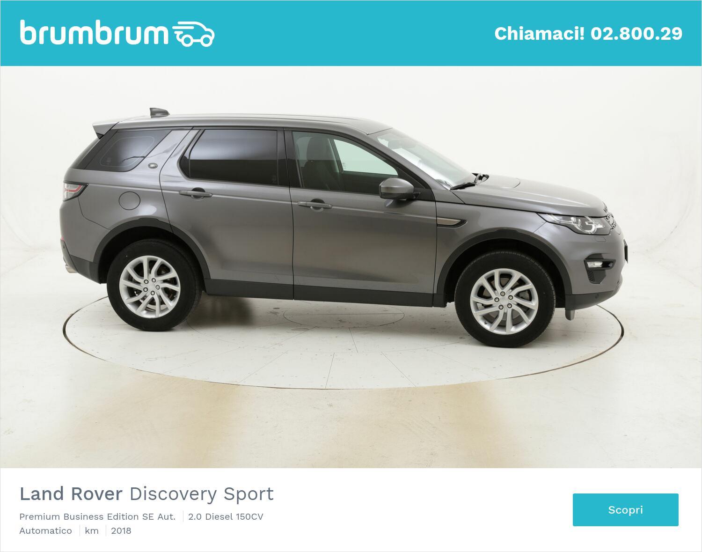 Land Rover Discovery Sport Premium Business Edition SE Aut. usata del 2018 con 104.994 km   brumbrum