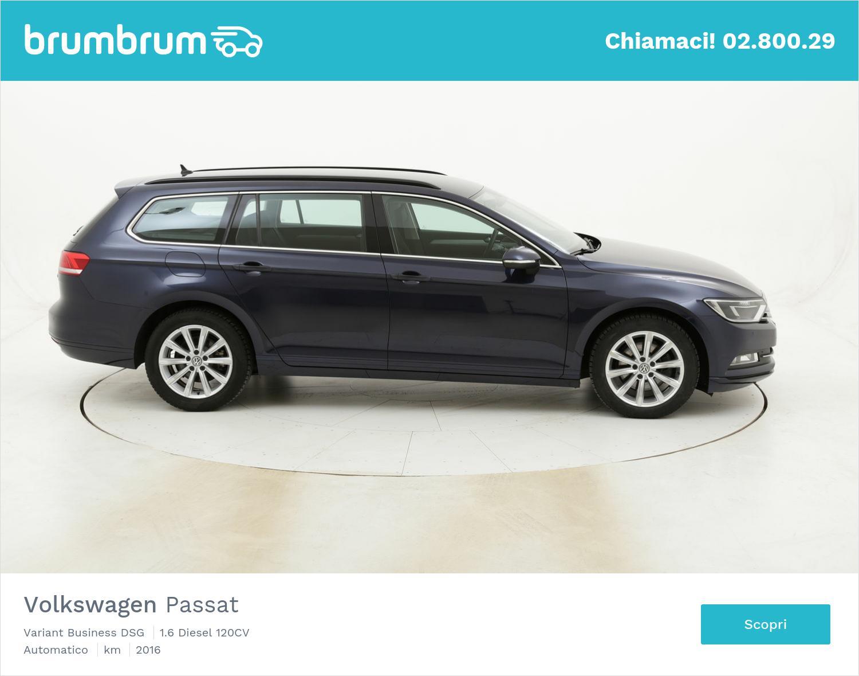 Volkswagen Passat Variant Business DSG usata del 2016 con 104.074 km   brumbrum