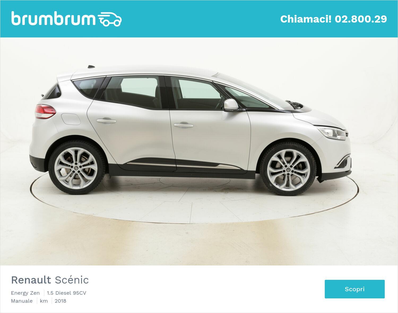 Renault Scénic Energy Zen usata del 2018 con 64.299 km | brumbrum