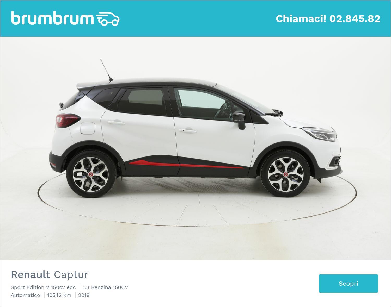 Renault Captur usata del 2019 con 10.554 km | brumbrum