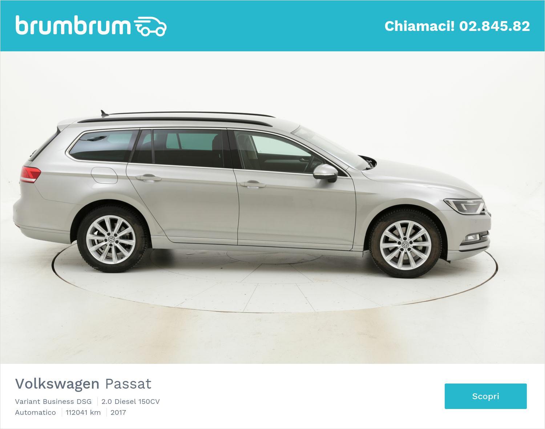 Volkswagen Passat usata del 2017 con 112.778 km | brumbrum