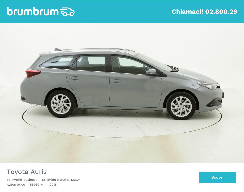 Toyota Auris TS Hybrid Business usata del 2018 con 36.967 km | brumbrum