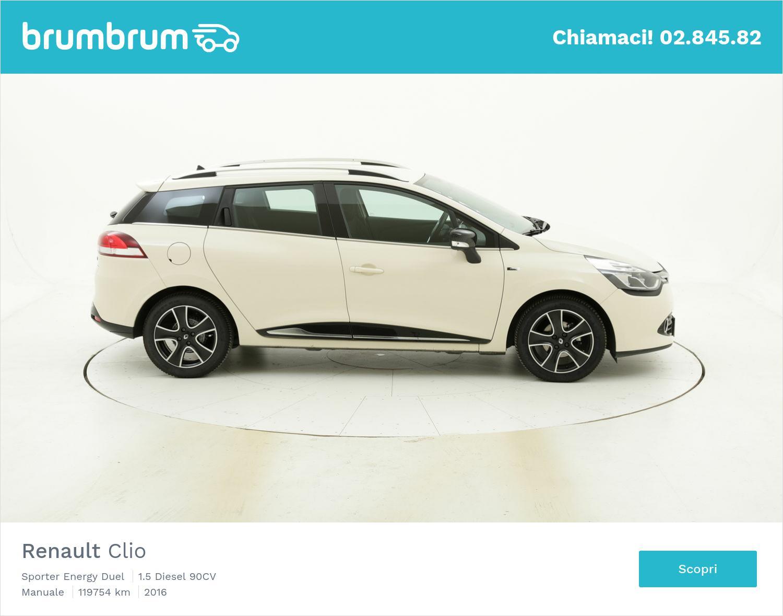 Renault Clio usata del 2016 con 119.821 km | brumbrum