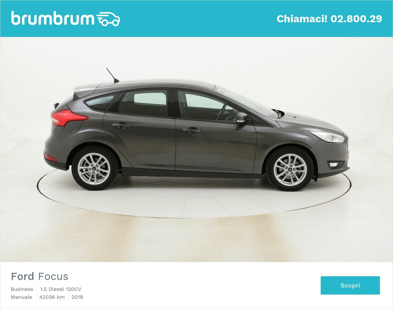 Ford Focus Business usata del 2018 con 42.050 km | brumbrum