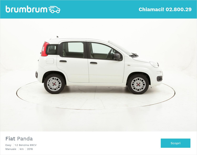 Fiat Panda Easy usata del 2016 con 38.574 km | brumbrum