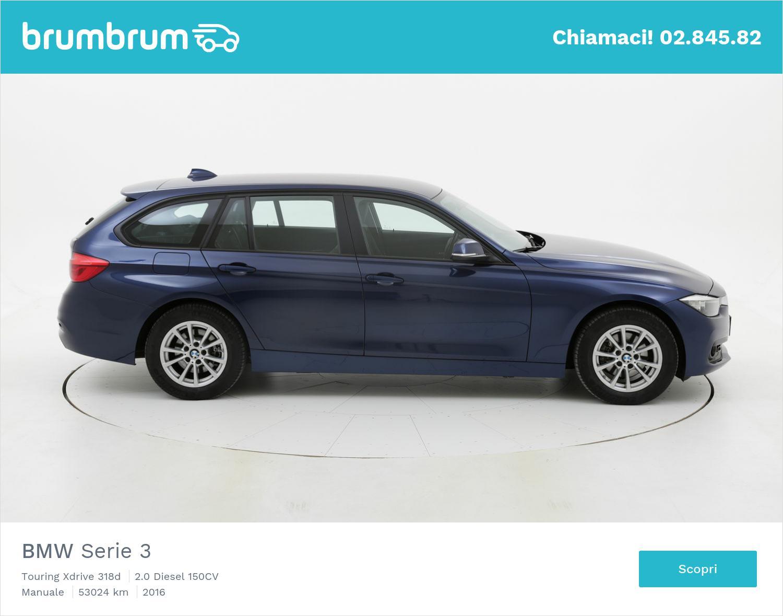 BMW Serie 3 usata del 2016 con 53.045 km | brumbrum