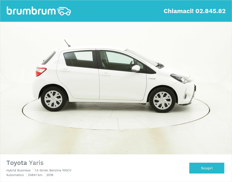 Toyota Yaris usata del 2018 con 24.856 km | brumbrum