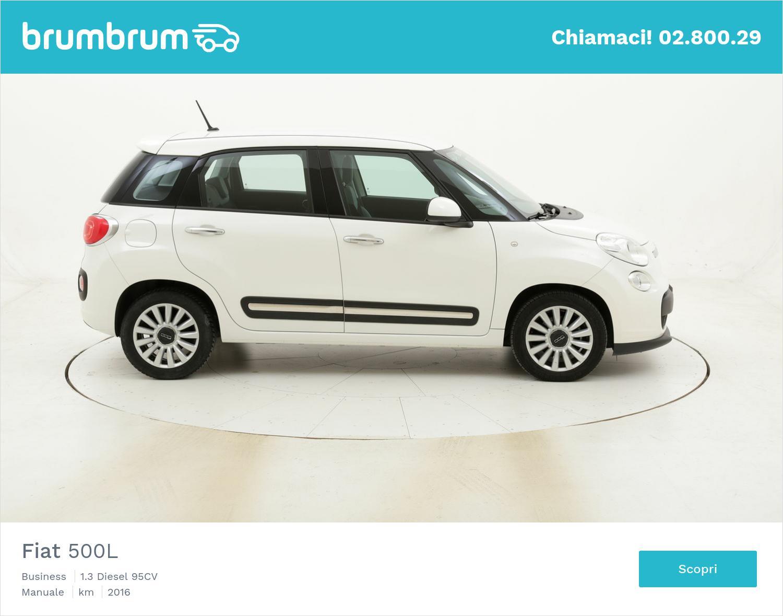 Fiat 500L Business usata del 2016 con 88.263 km | brumbrum
