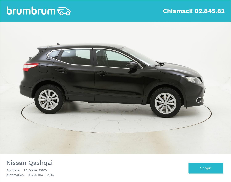 Nissan Qashqai usata del 2016 con 98.392 km | brumbrum