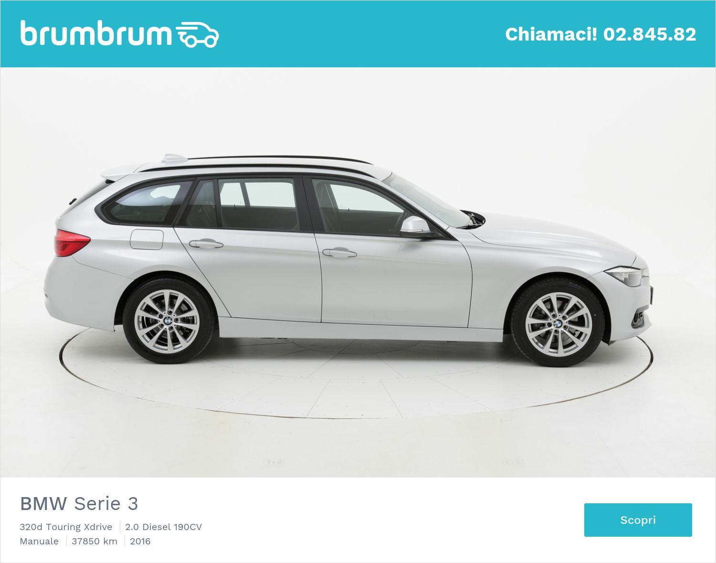BMW Serie 3 usata del 2016 con 37.886 km | brumbrum