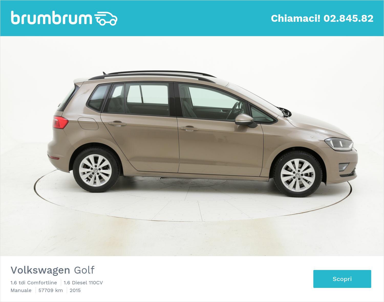 Volkswagen Golf usata del 2015 con 57.802 km | brumbrum