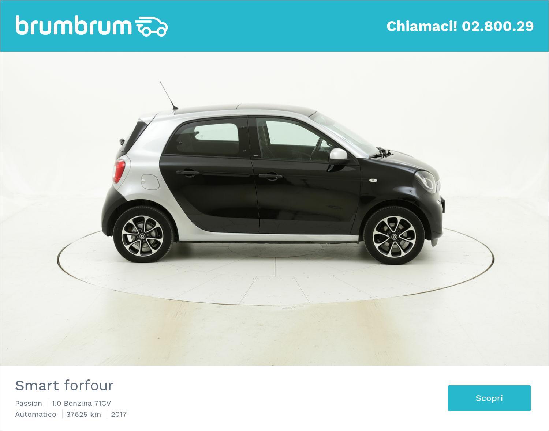 Smart Forfour usata del 2017 con 37.633 km | brumbrum