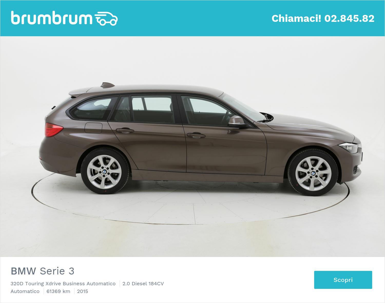 BMW Serie 3 usata del 2015 con 61.382 km | brumbrum