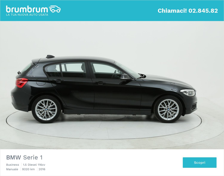 BMW Serie 1 usata del 2016 con 9.341 km | brumbrum