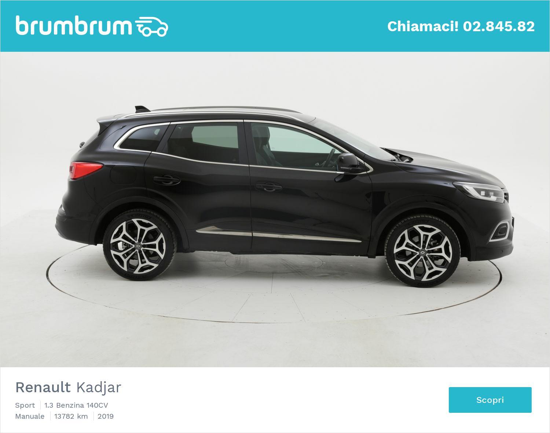Renault Kadjar usata del 2019 con 13.793 km | brumbrum