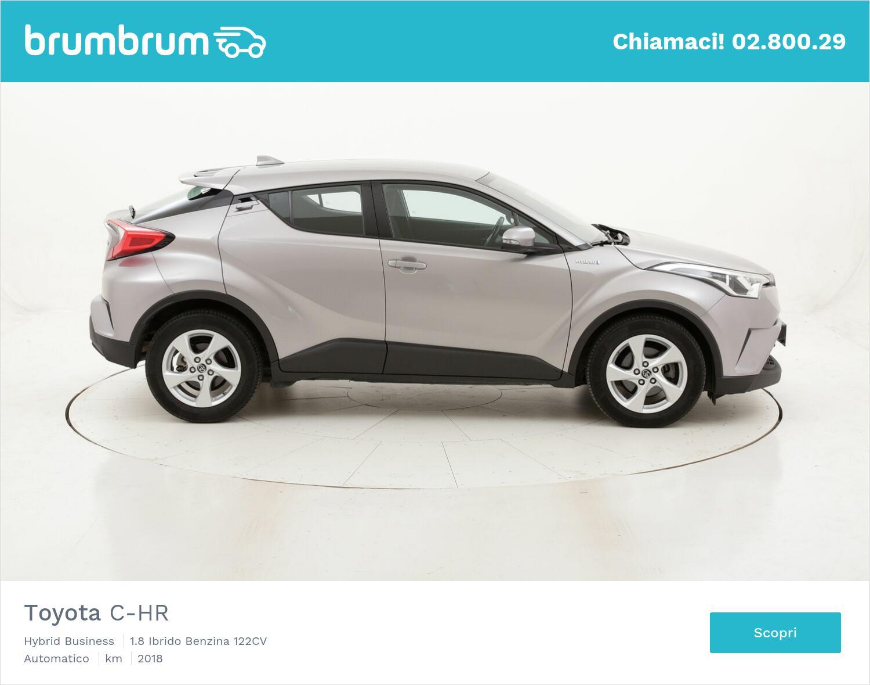 Toyota C-HR Hybrid Business usata del 2018 con 52.496 km | brumbrum