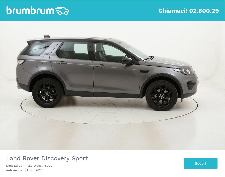 Land Rover Discovery Sport Dark Edition usata del 2017 con 66.371 km | brumbrum
