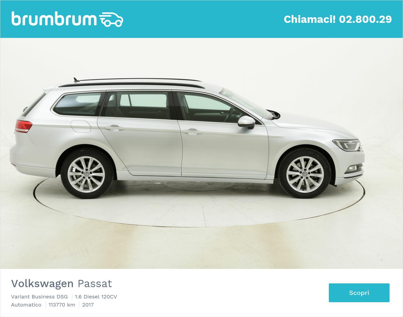 Volkswagen Passat Variant Business DSG usata del 2017 con 113.777 km | brumbrum