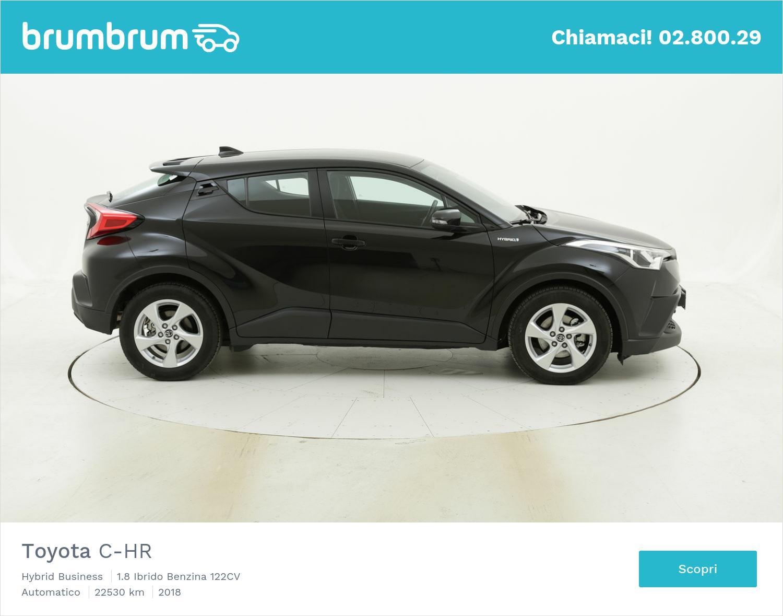 Toyota C-HR Hybrid Business usata del 2018 con 22.944 km | brumbrum