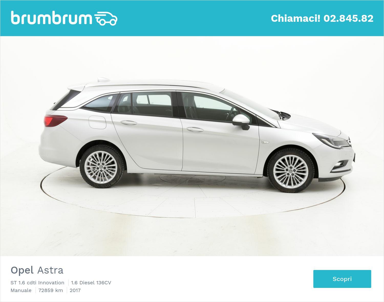 Opel Astra usata del 2017 con 73.250 km   brumbrum