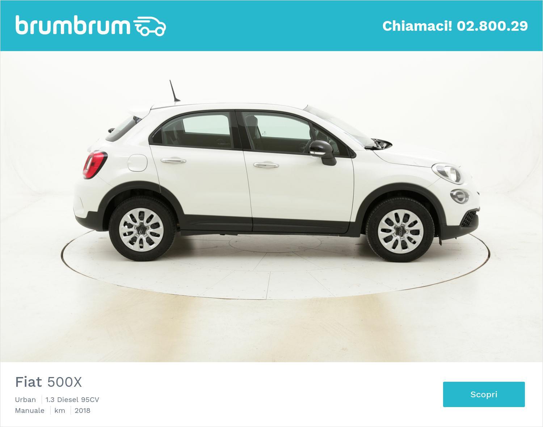 Fiat 500X Urban usata del 2018 con 20.038 km | brumbrum