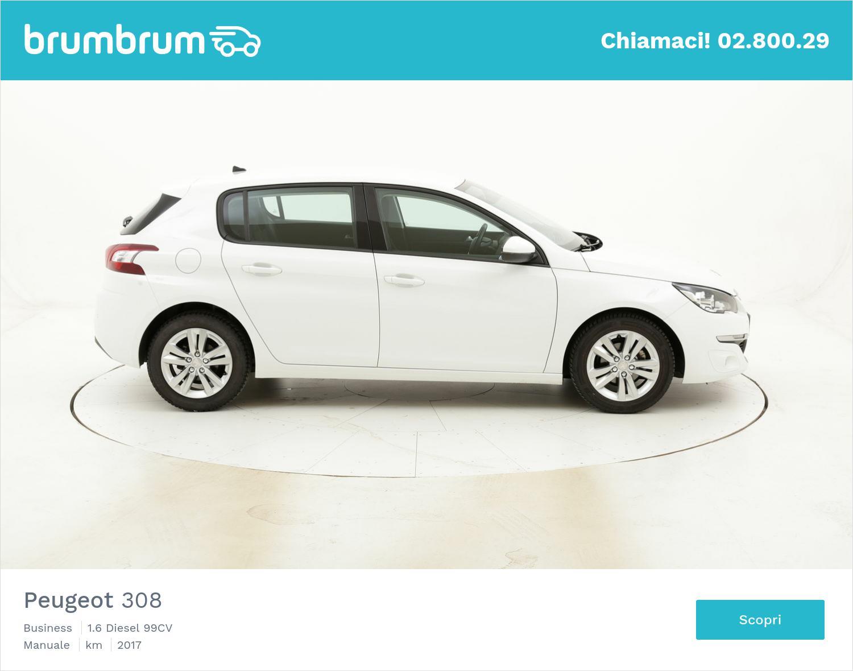 Peugeot 308 Business usata del 2017 con 115.828 km | brumbrum