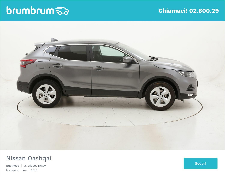 Nissan Qashqai Business usata del 2018 con 45.492 km   brumbrum
