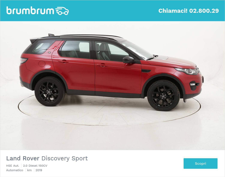 Land Rover Discovery Sport HSE Aut. usata del 2019 con 26.025 km | brumbrum