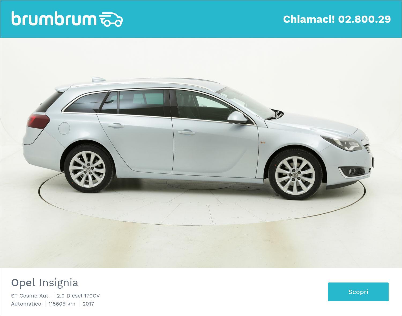Opel Insignia usata del 2017 con 115.681 km | brumbrum